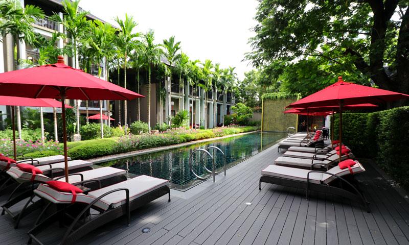 Chala Number 6 Chiang Mai Pool