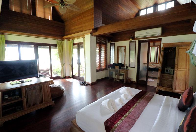 Chivapuri Resort Beautiful Room Style
