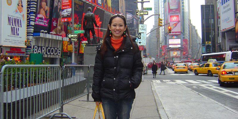 Jammy Journey in New York