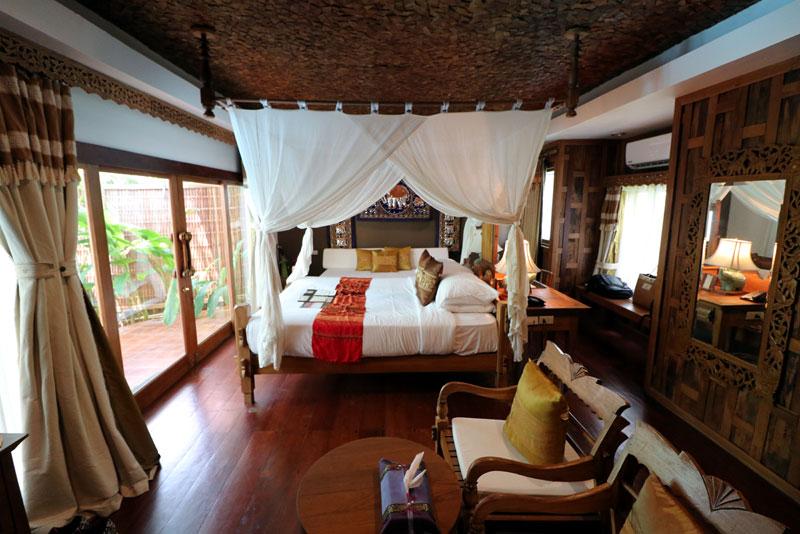 Santhiya Tree Pool Villa