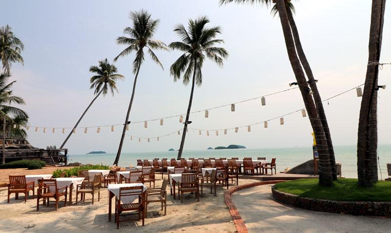 Beachfront at Klong Prao