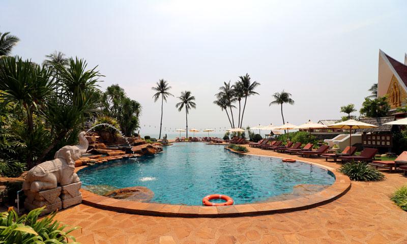 Santhiya Tree Koh Chang Pool