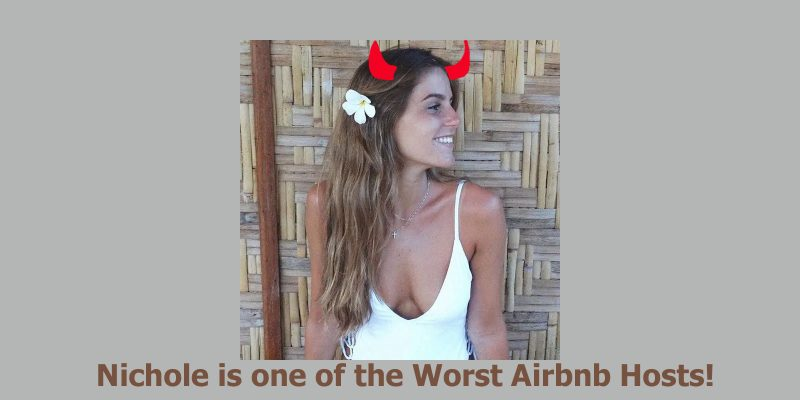 worst airbnb experience
