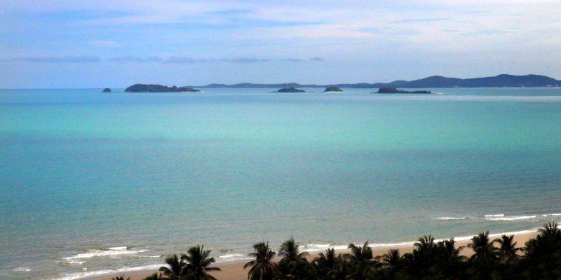 relaxing beach thailand