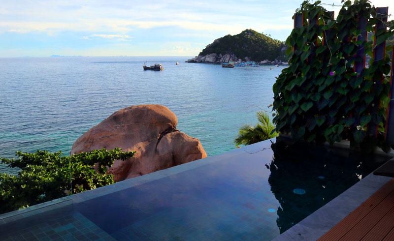 Traveling to Koh Tao at Jamahkiri Resort