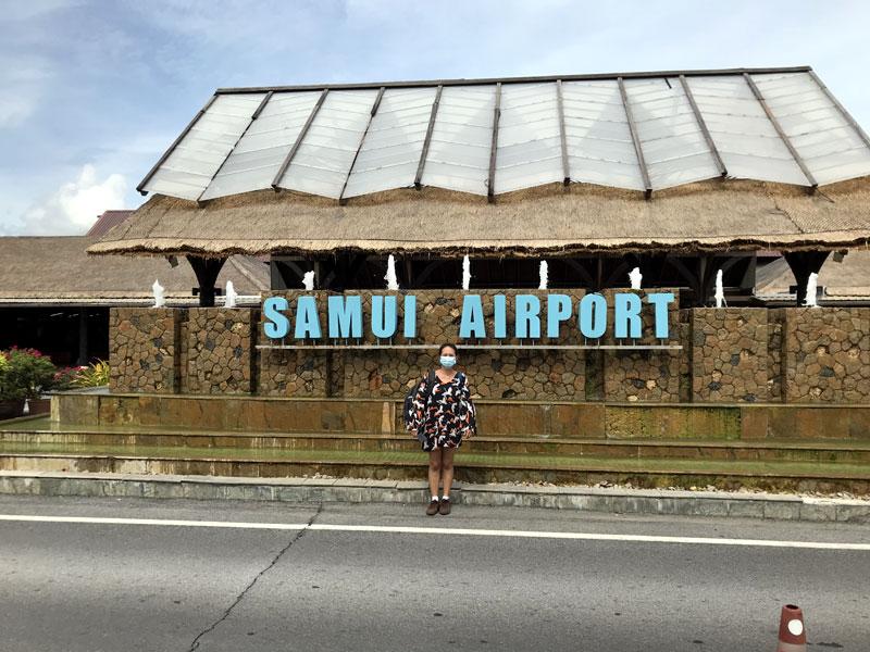 Leaving Koh Samui after leaving Koh Tao