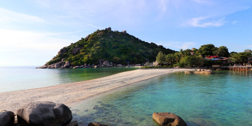 Traveling to Koh Tao