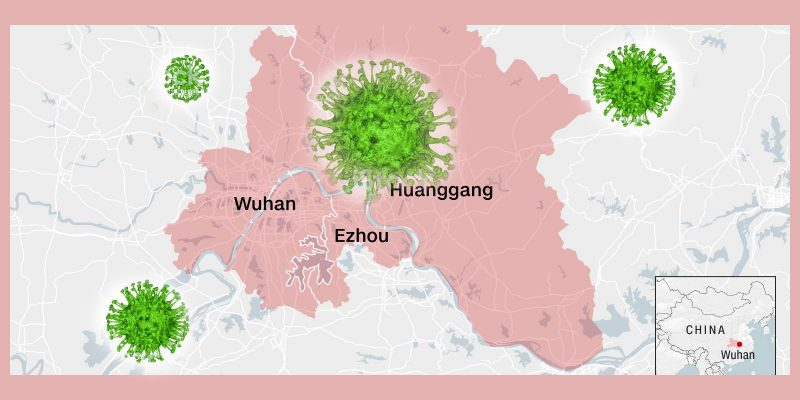 wuhan coronavirus in Thailand